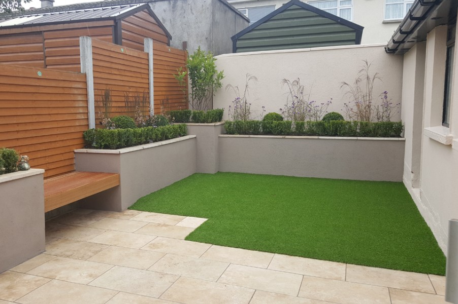 Synthetic Lawn Backyard Projects, Best Artificial Turf Pricing