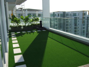 Synthetic Grass Services San Diego, Turf Applications, Decks, Terraces, Patios