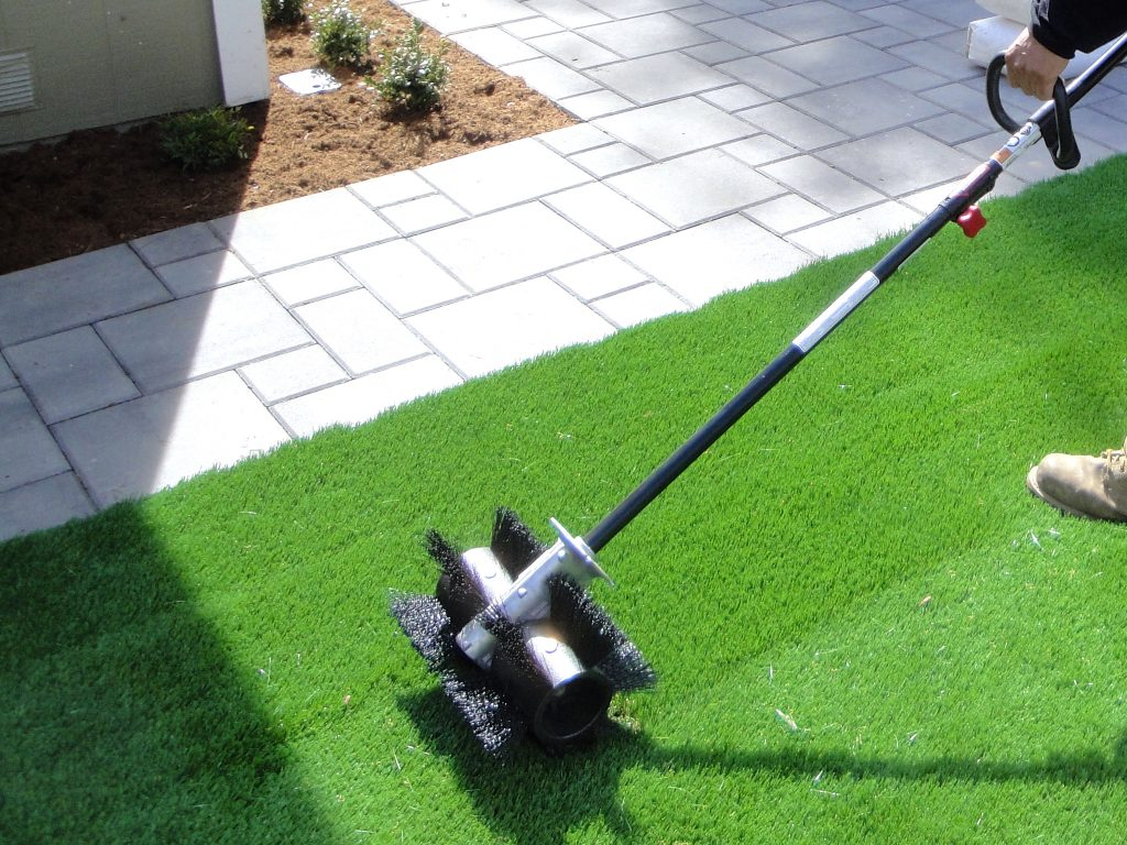 Synthetic Grass Cleaning Techniques San Diego, Artificial Turf Cleaning Process