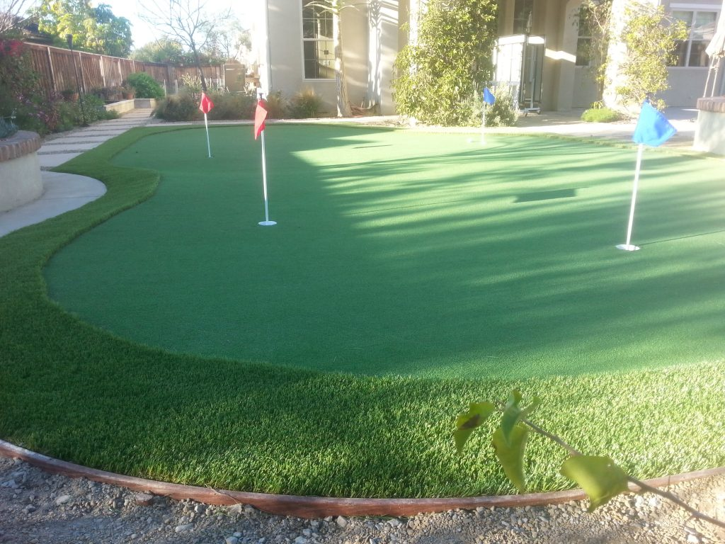 Putting Greens Installation San Diego, Golf Putting Greens Contractor